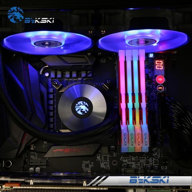 一體式水冷 240 散熱器RGB 2