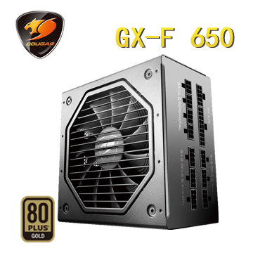 COUGAR GX-F 650 (80-PLUS金牌) 1