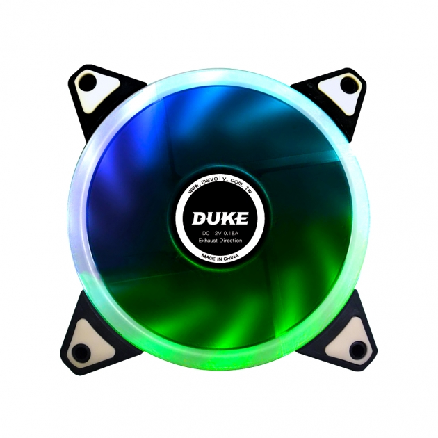 DUKE LED Case Fan (炫彩) 2