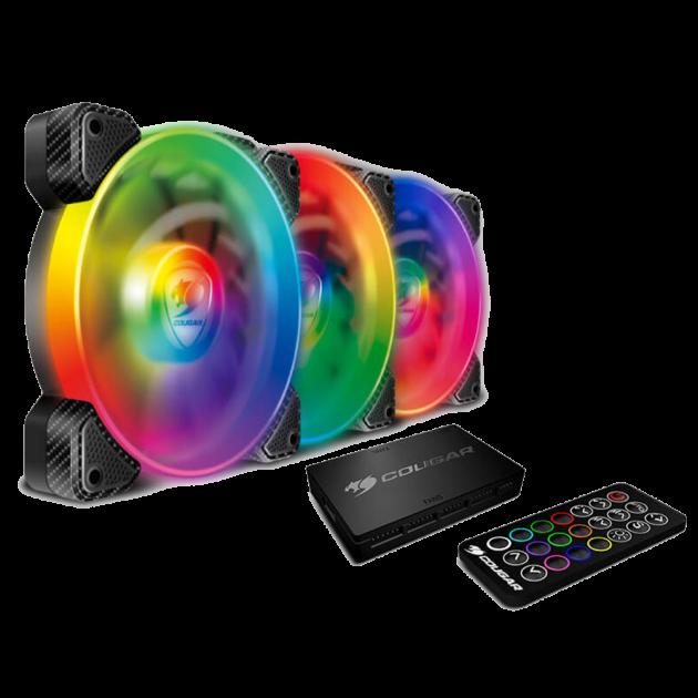 COUGAR VORTEX RGB SPB 120 (風扇組) 1