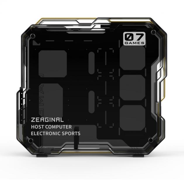ZC-07 波蘿離子 (金色) 3