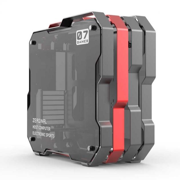 ZC-07 波蘿離子 (紅色) 1