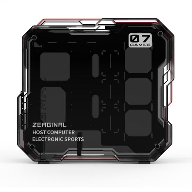 ZC-07 波蘿離子 (紅色) 3